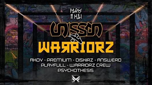 Unisson x Warriorz