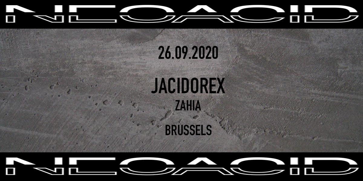 NEOACID IN BRUSSELS - JACIDOREX & ZAHIA