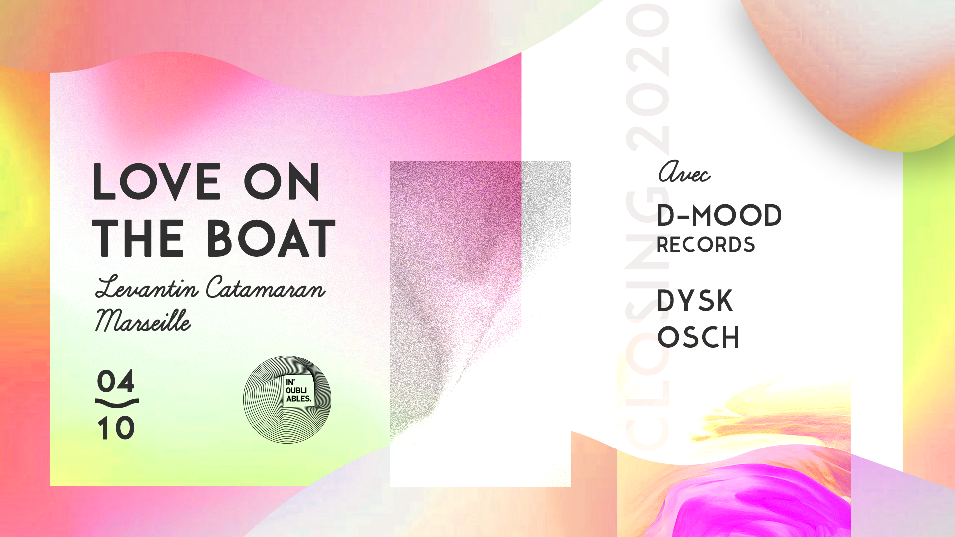 PRIVATE PARTY Love On The Boat: D-Mood Records + guests