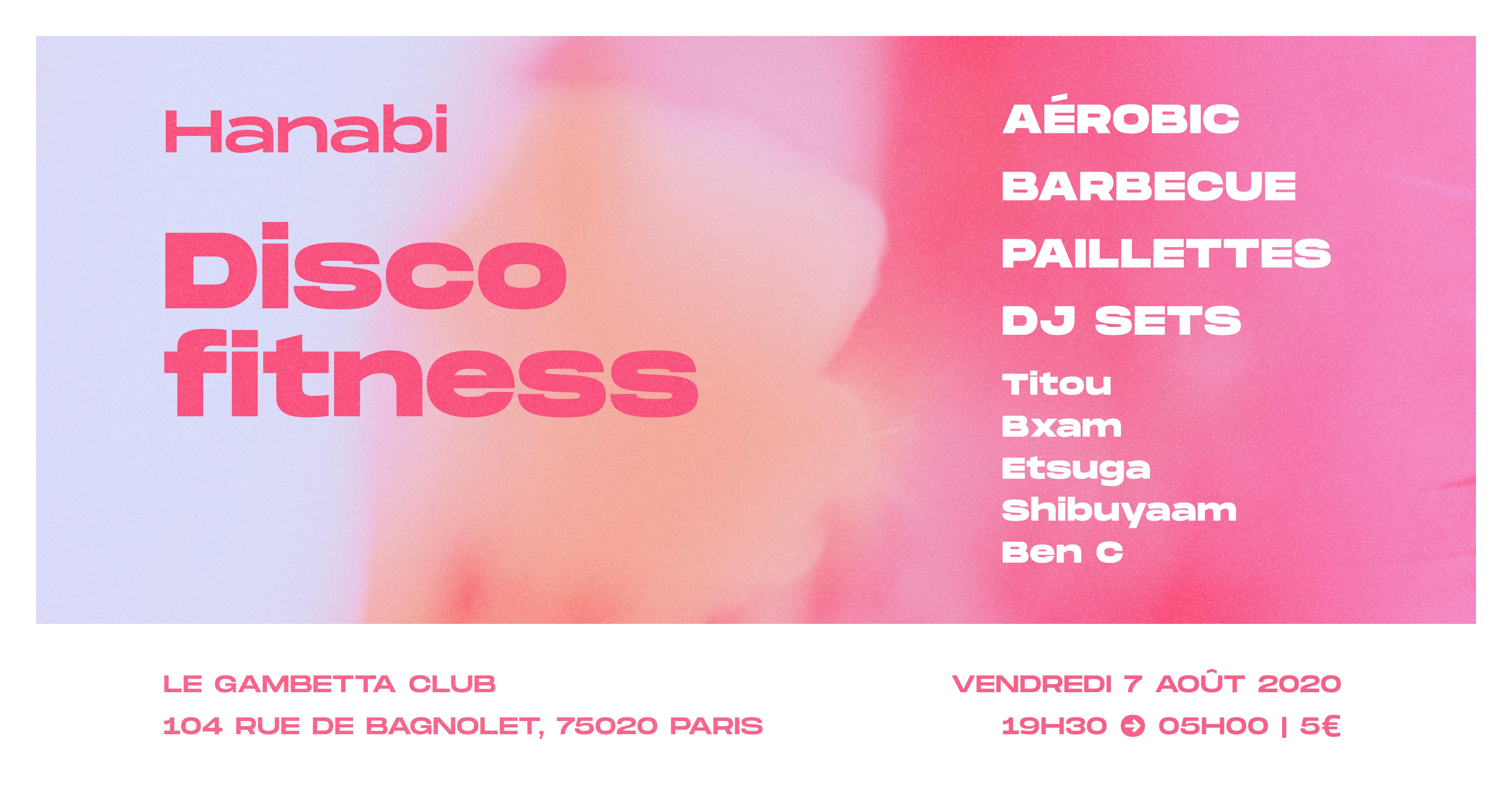 Hanabi : Disco Fitness