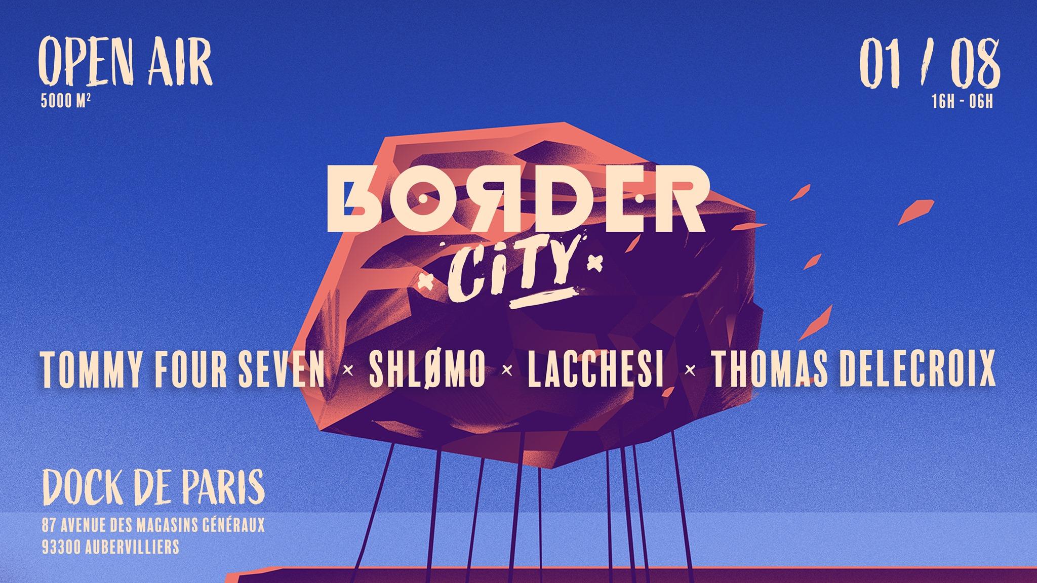 Border City w/ Tommy Four Seven l Shlømo