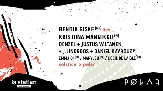 PØLAR Festival x Solstice Festival