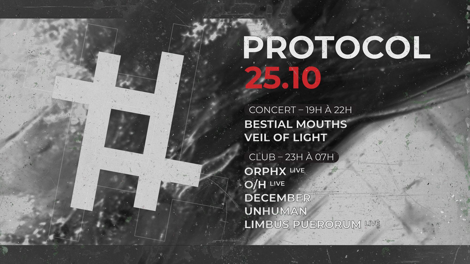 PROTOCOL 25 OCTOBRE