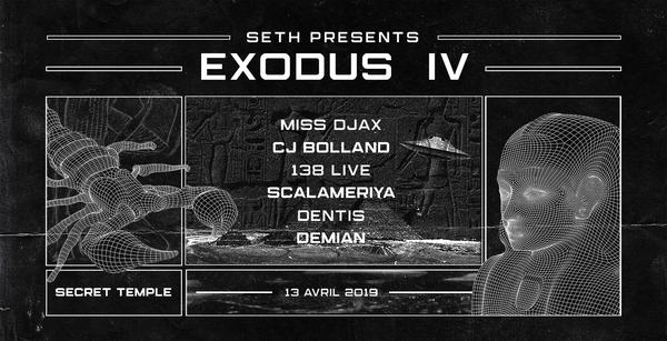 EXODUS I V