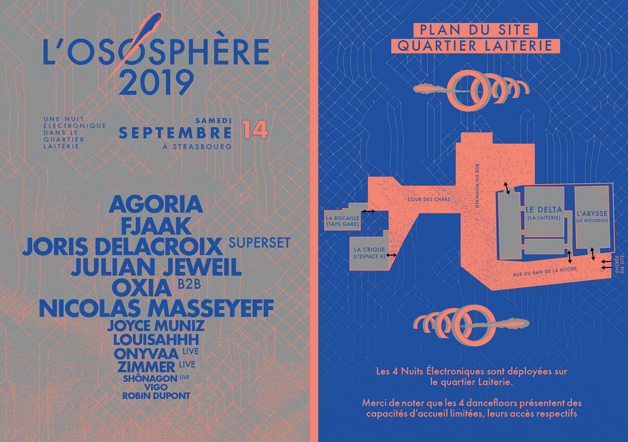 L'Ososphère • Strasbourg • Quartier Laiterie • 14 sept 2019