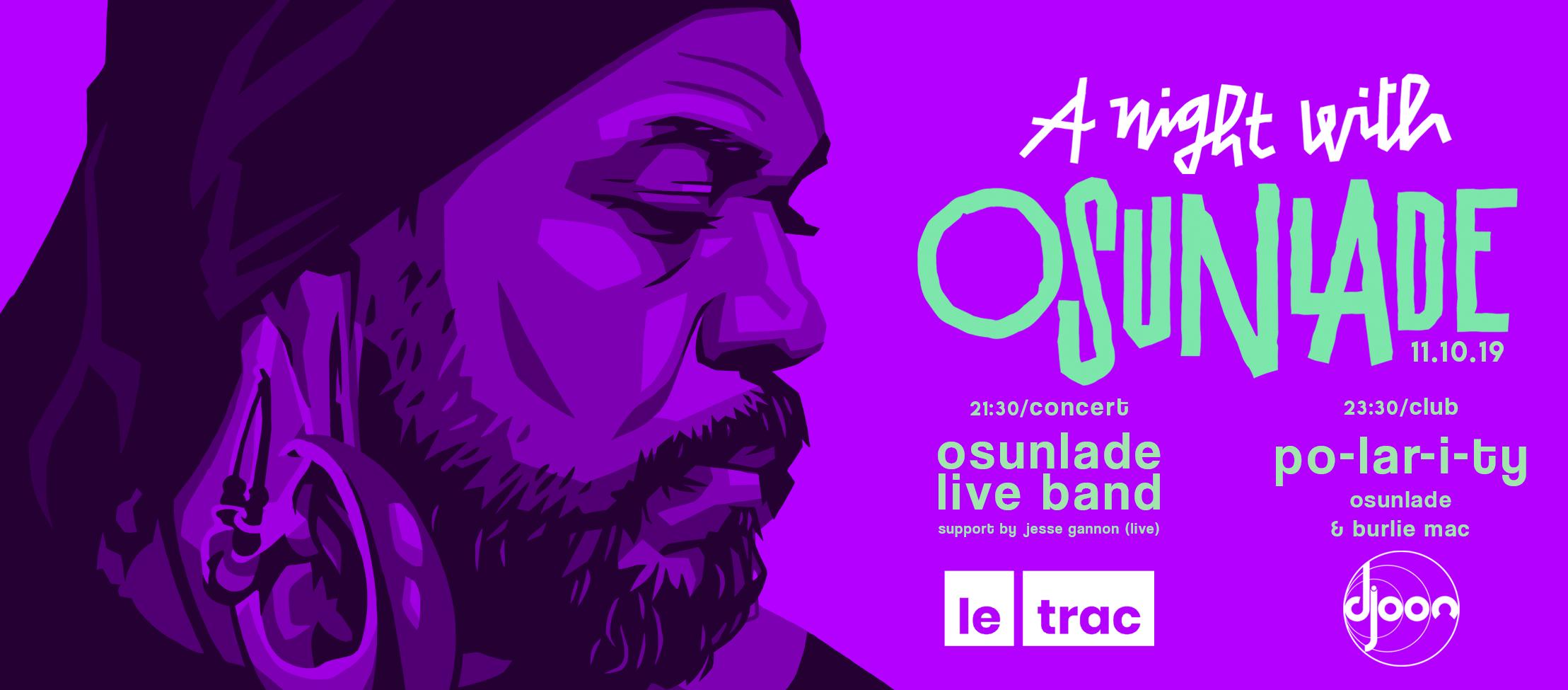 Osunlade (Full Live Band)