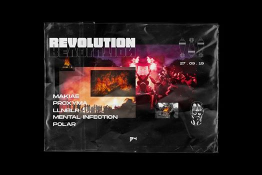 B4 Techno : Révolution