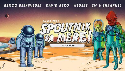 Spoutnik sa mère - S01 E03 : It's a trap !