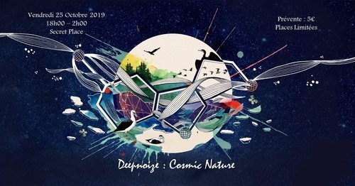 Deepnoize : Cosmic Nature