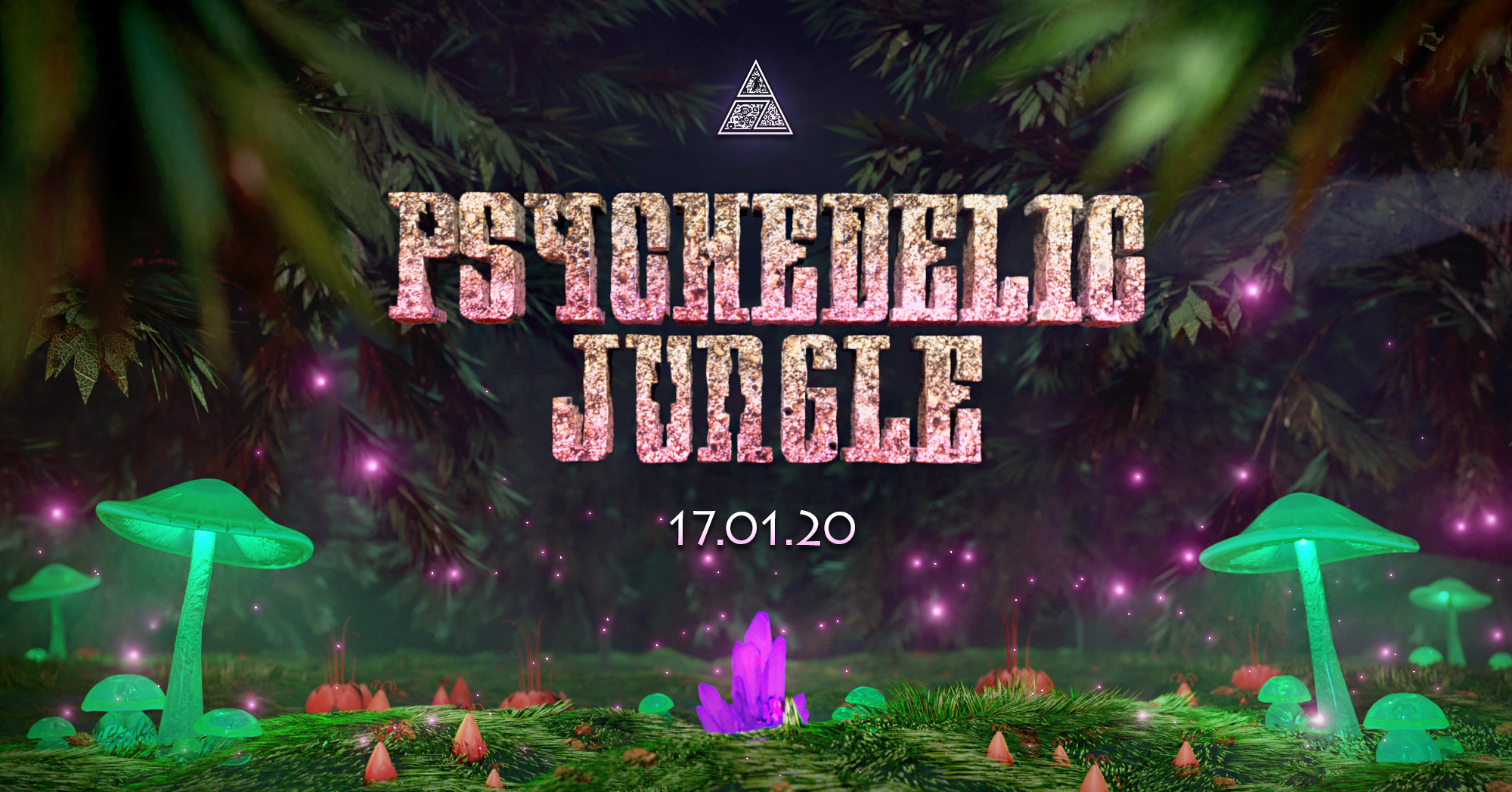 ۞ Psychedelic Jungle Trip / 3 Stages ۞