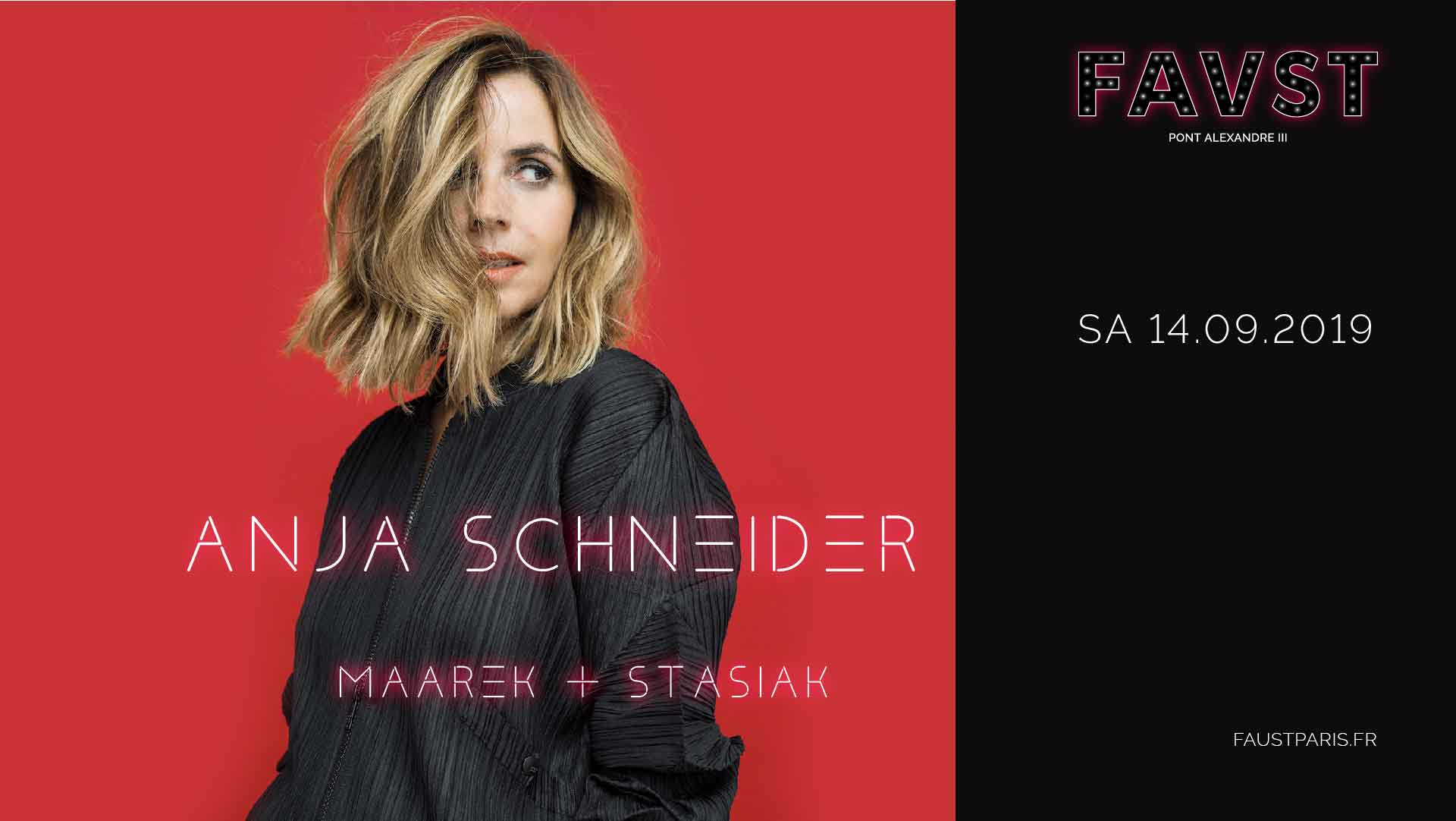 Faust: Anja Schneider, Maarek & Stasiak