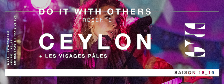 Do It With Others invite Ceylon