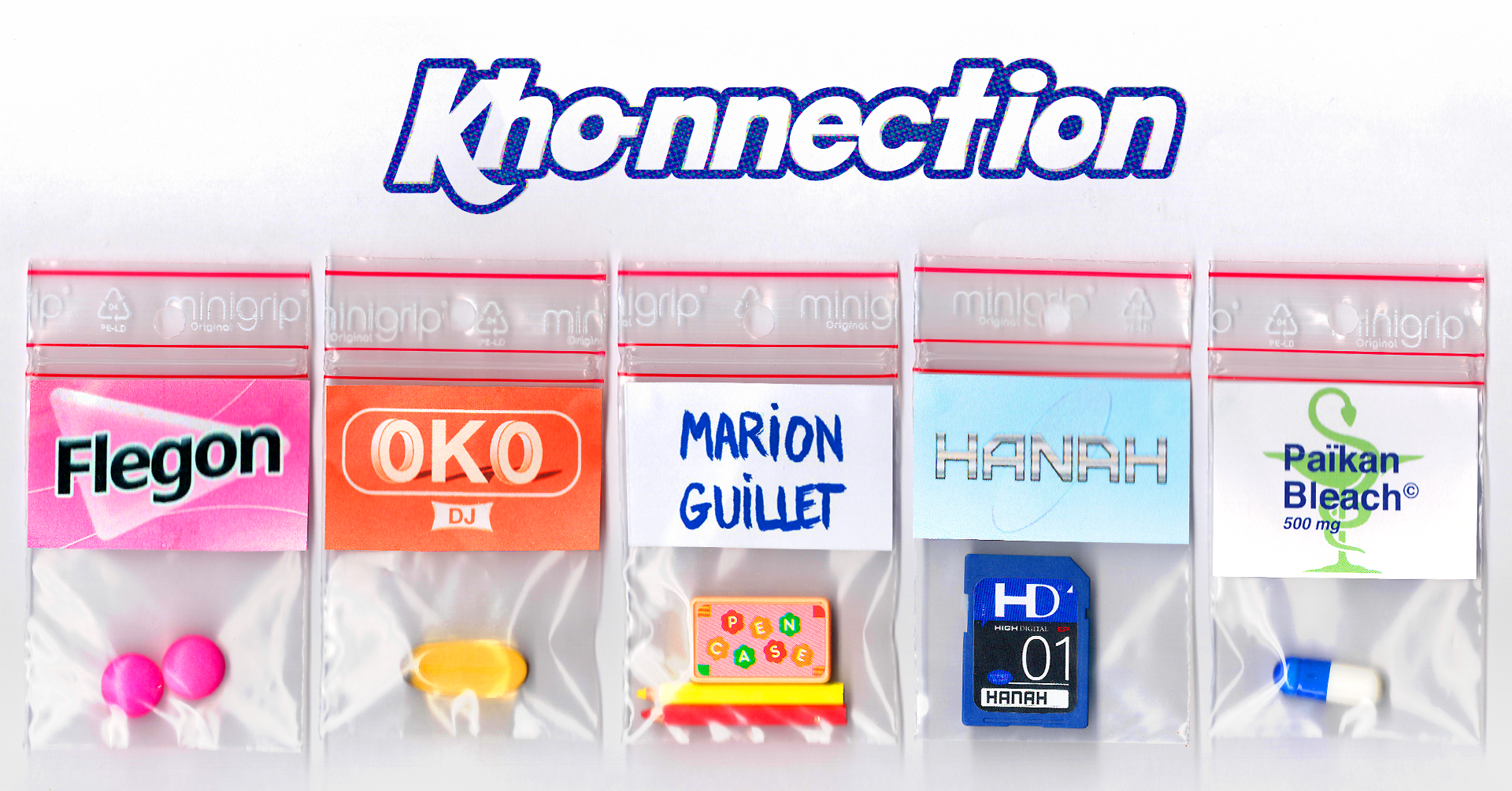 Kho-nnection #4 • OKO DJ, Flegon, Marion Guillet, Hanah