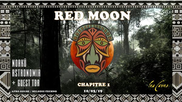 H A K Ü N A • Red Moon #1