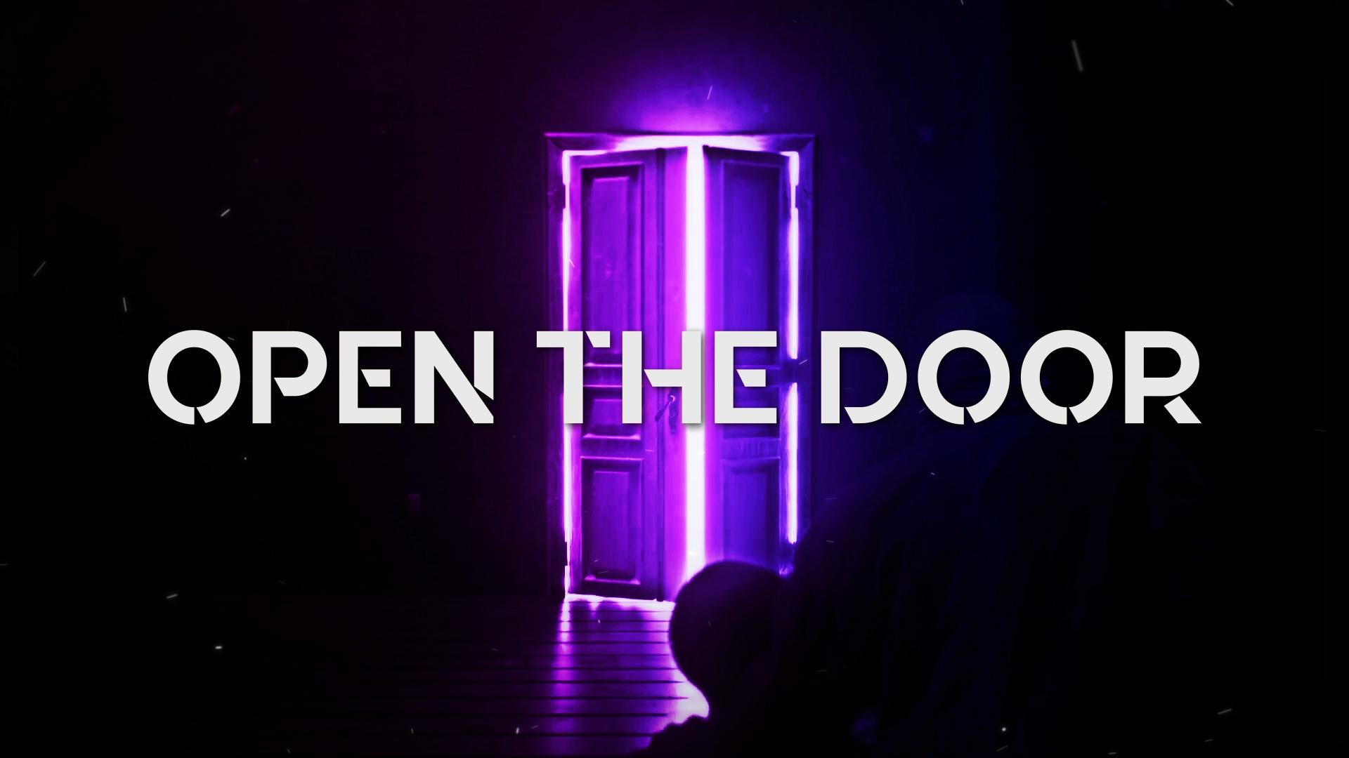 FFR • Open the door