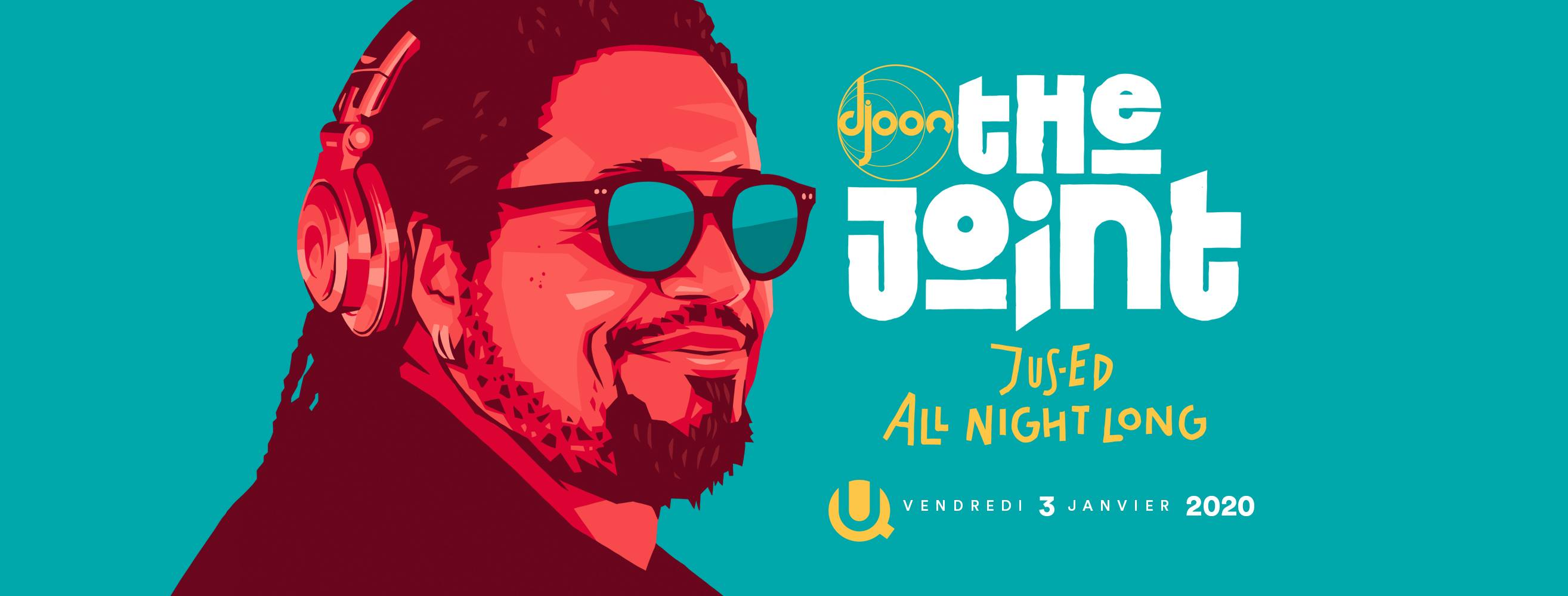 The Joint: DJ Jus-Ed all night long