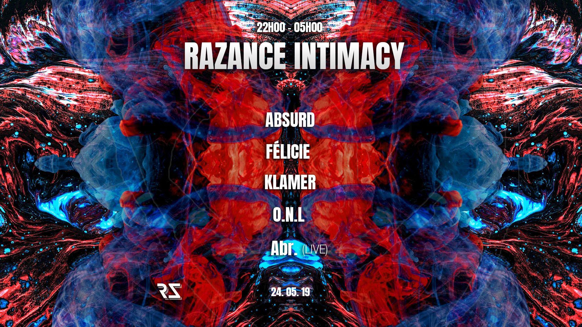 Razance : Intimacy