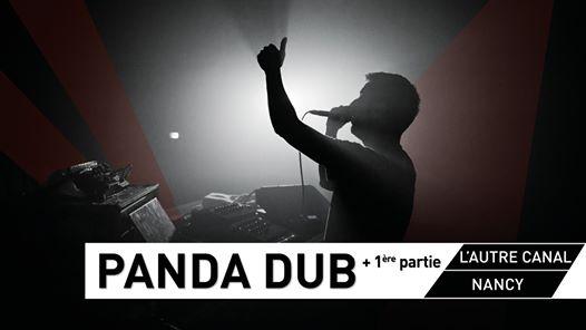 Panda Dub + 1ère partie • L'autre Canal
