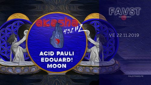 Belle Epoque! x Akasha w/ Acid Pauli, Edouard!, Moon
