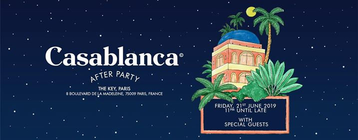 Casablanca Official After Party at The Key Paris - PFW