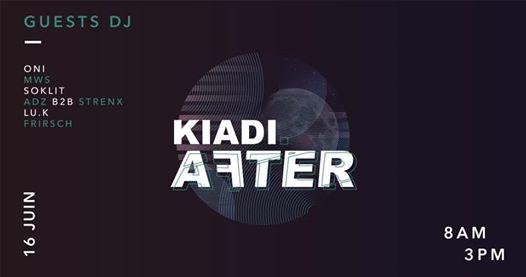 3- Kiadi After - ONI / Soklit / Lu.K / ADZ b2b Strenx