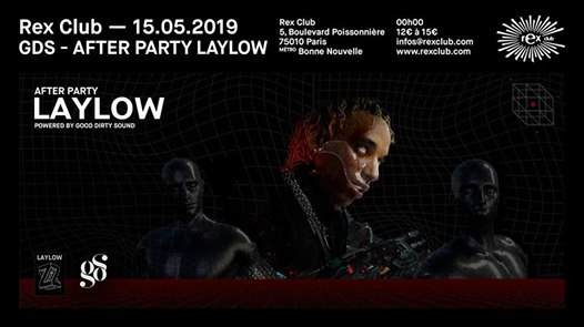 G.D.S presente Laylow Aftershow