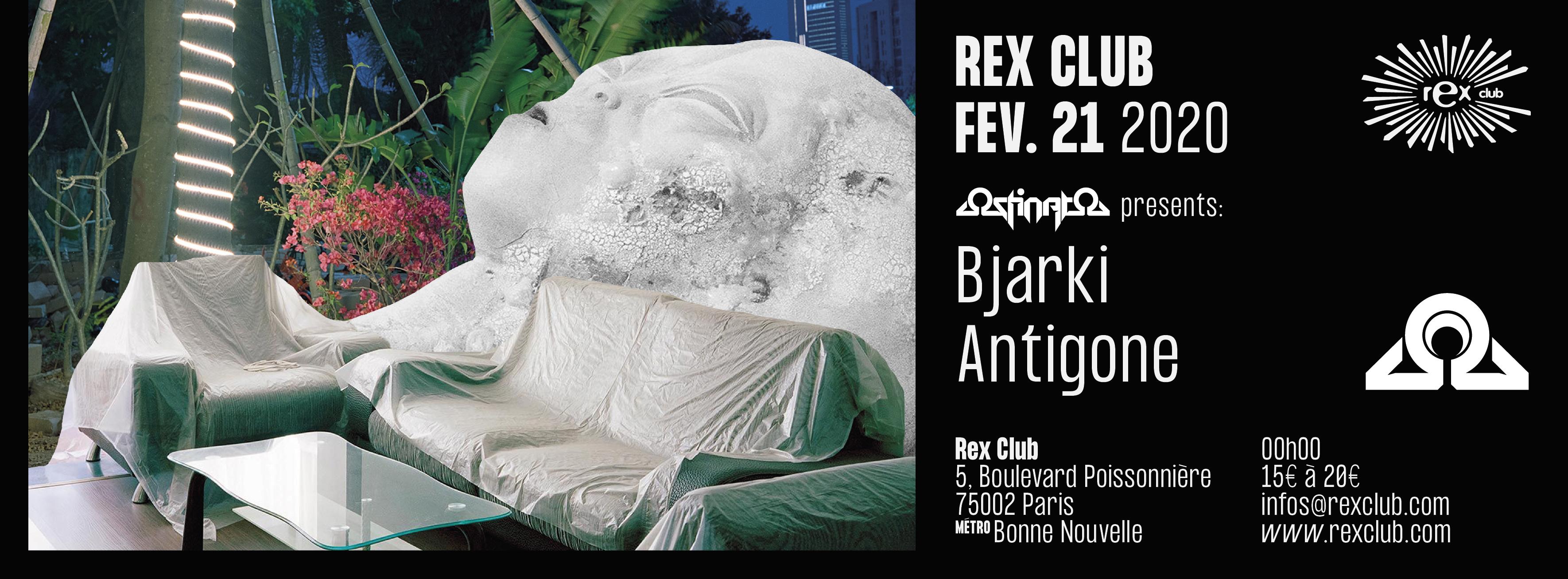 Ostinato presents: Bjarki & Antigone