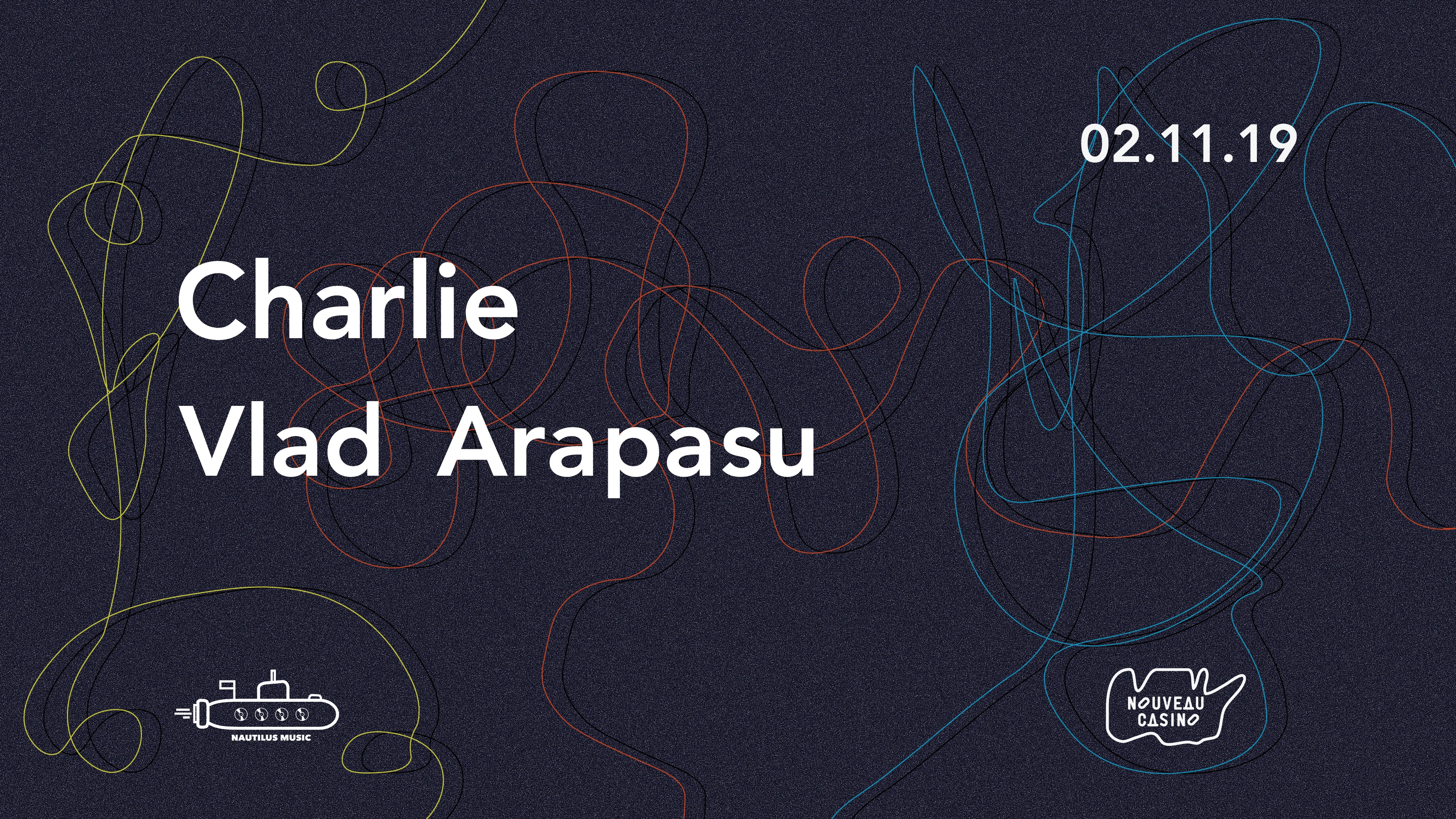 Nautilus invite : Charlie • Vlad Arapasu