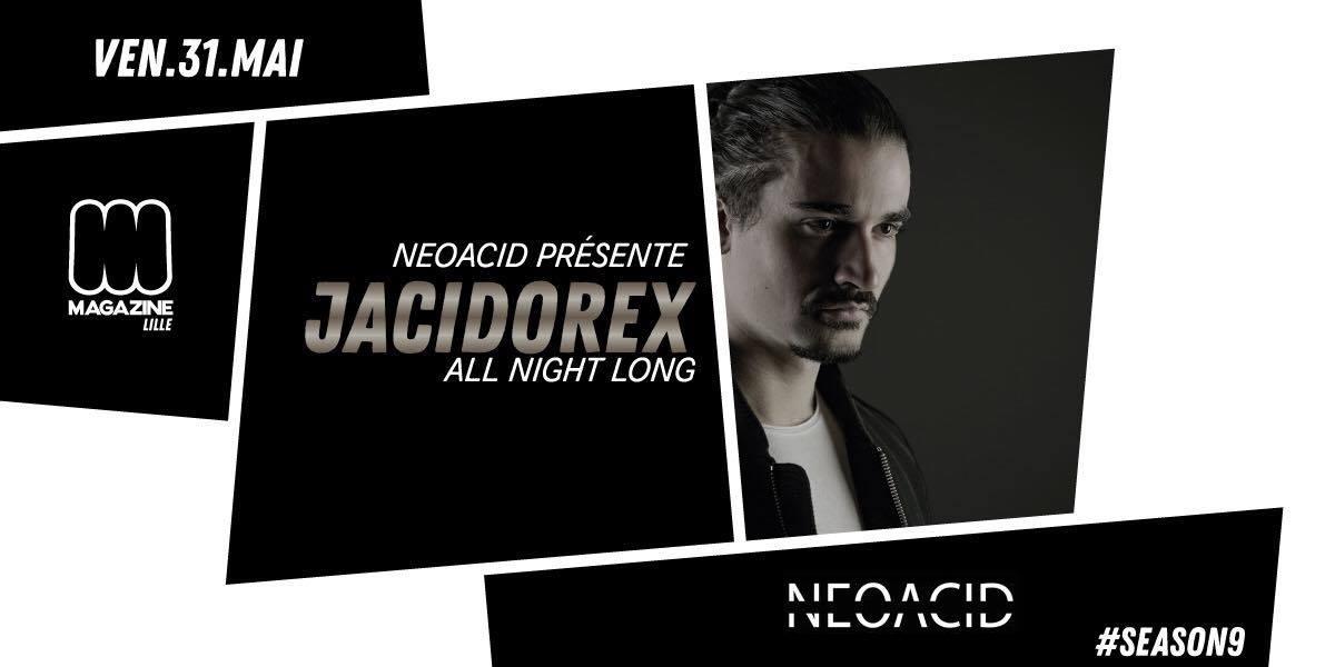 Jacid0rex - all night long