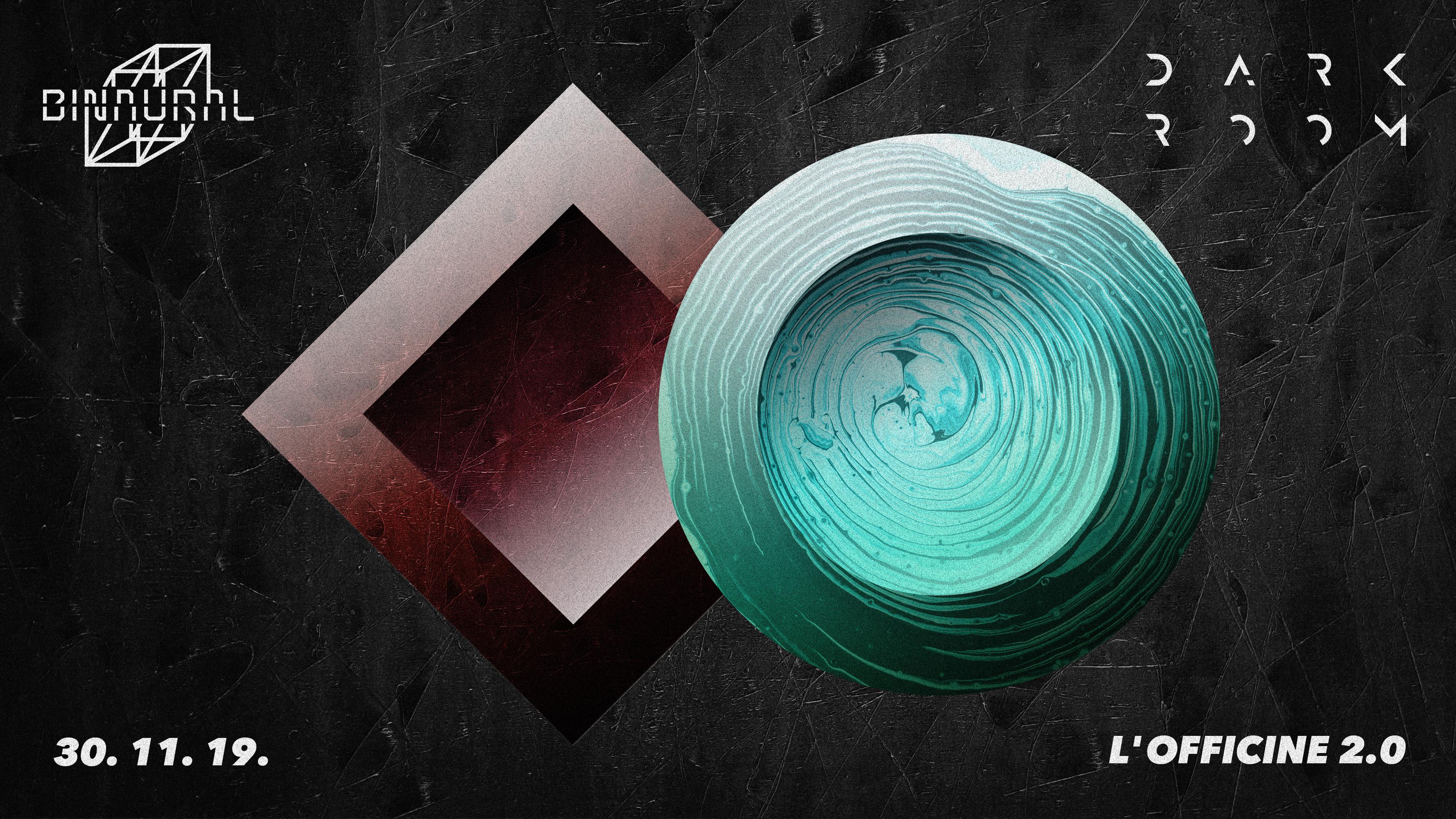Synergie : Darkroom x Binaural