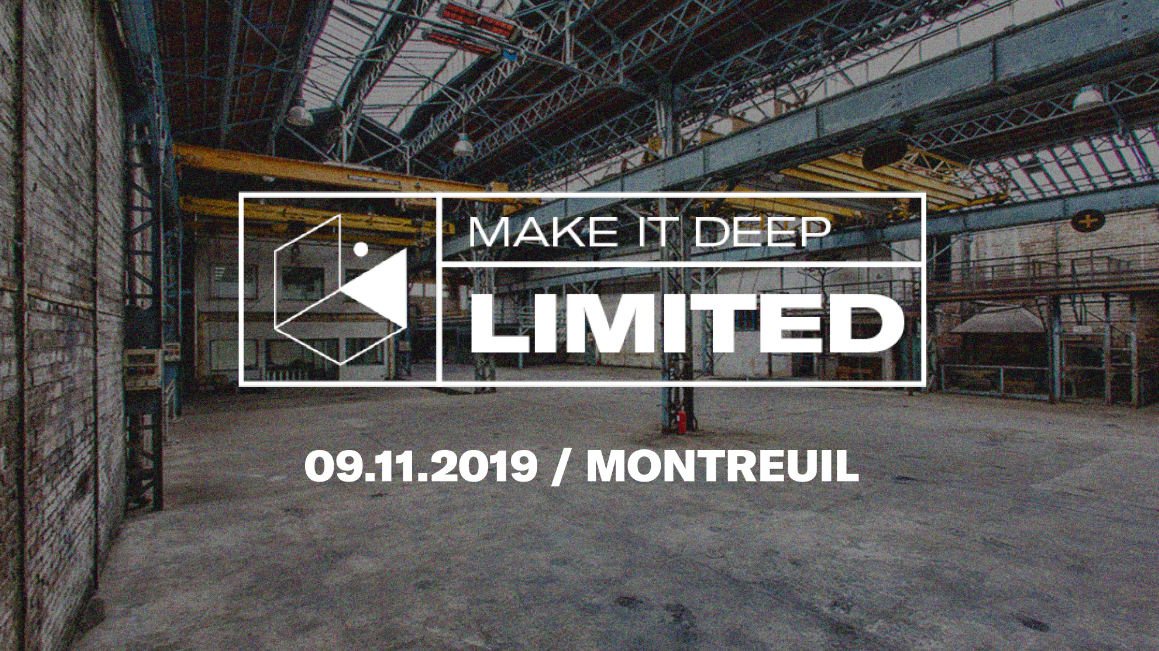 Make It Deep Limited - Opening