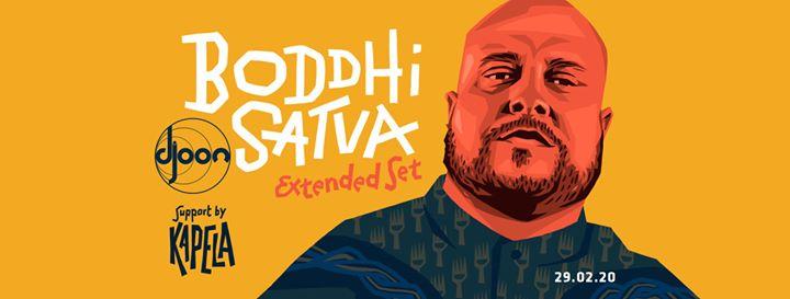 Djoon: Boddhi Satva (extended set) & Kapela