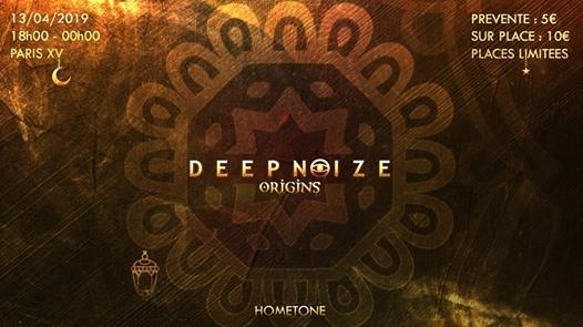 Deepnoize : Origins