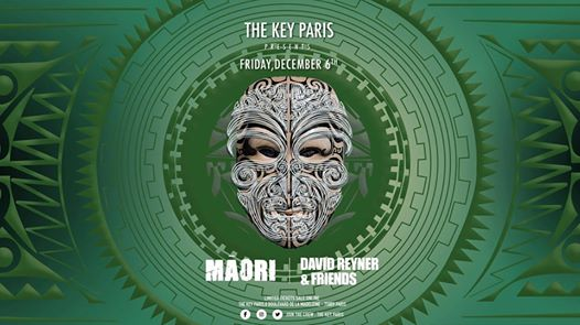 The Key presents : MAORI with David Reyner & Friends