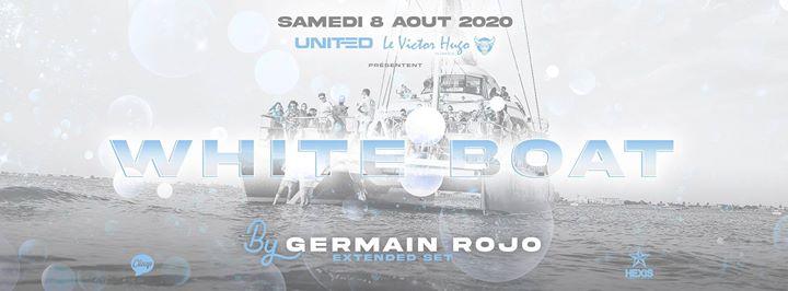 WHITE BOAT by Germain ROJO