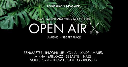 Secret Open Air Ecurie X DIIODE.Music