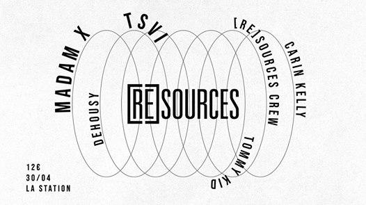 Resources avec Madam X, TSVI, Carin Kelly & more