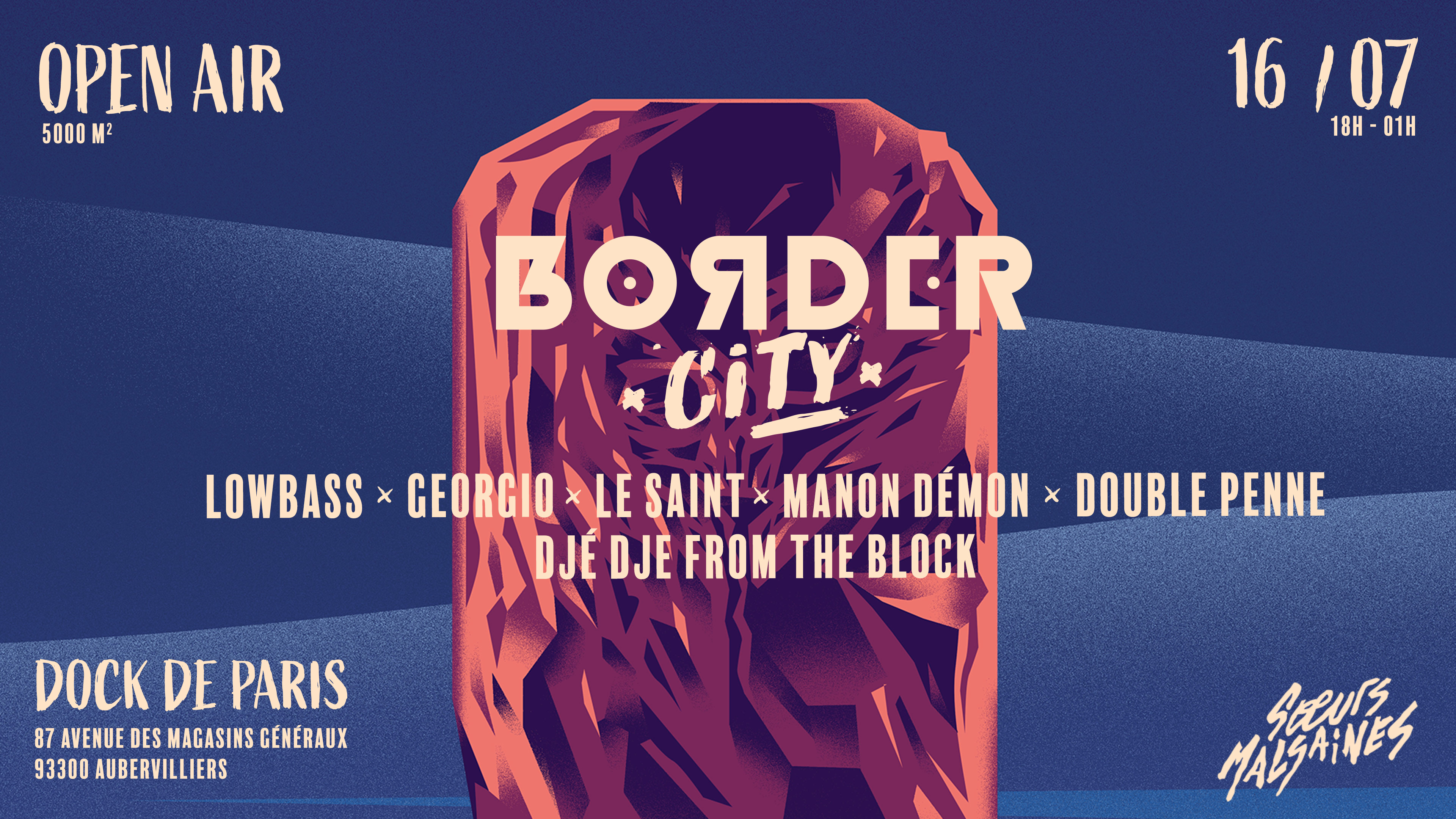 Border City x Soeurs Malsaines