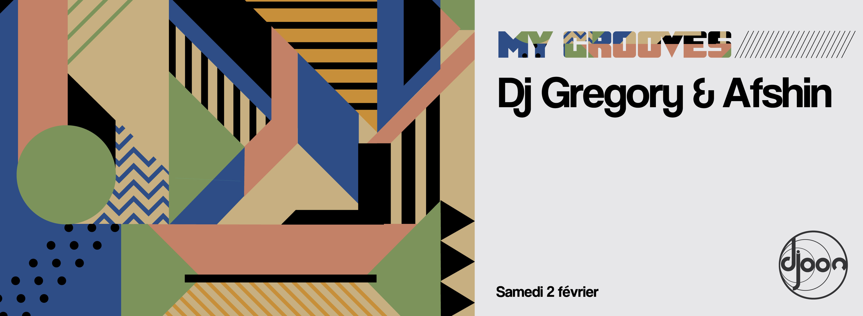 My Grooves: DJ Gregory & Afshin