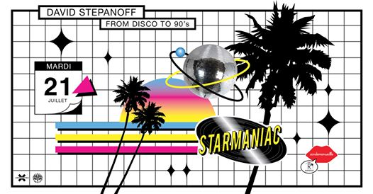 R2 Rooftop x L'Organisation / StarManiac / 21.07