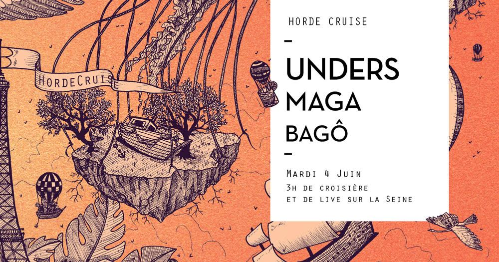 Horde Cruise S3E4 : Unders, Maga, Bagô