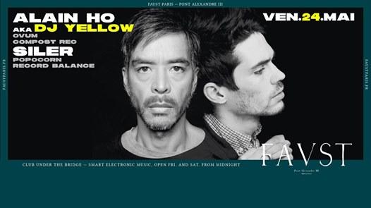 Faust — DJ Yellow + Siler