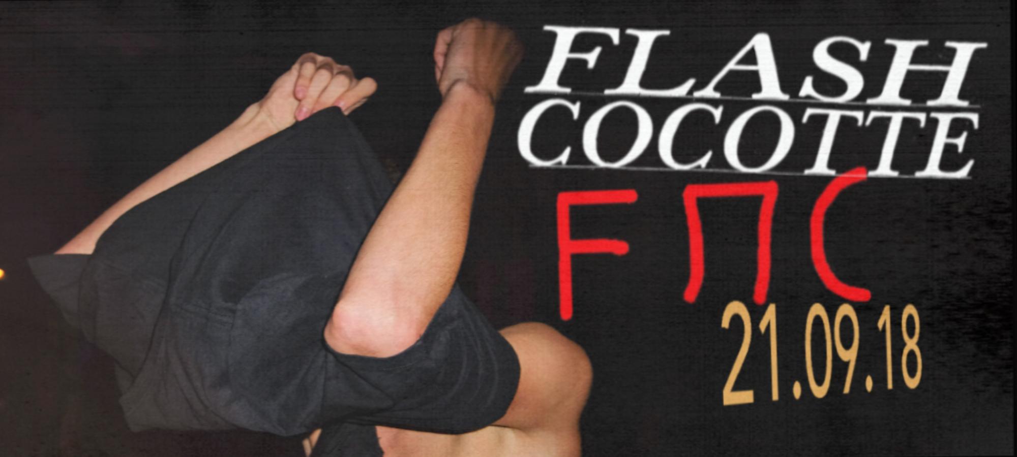 Flash Cocotte X Fusion Mes Couilles