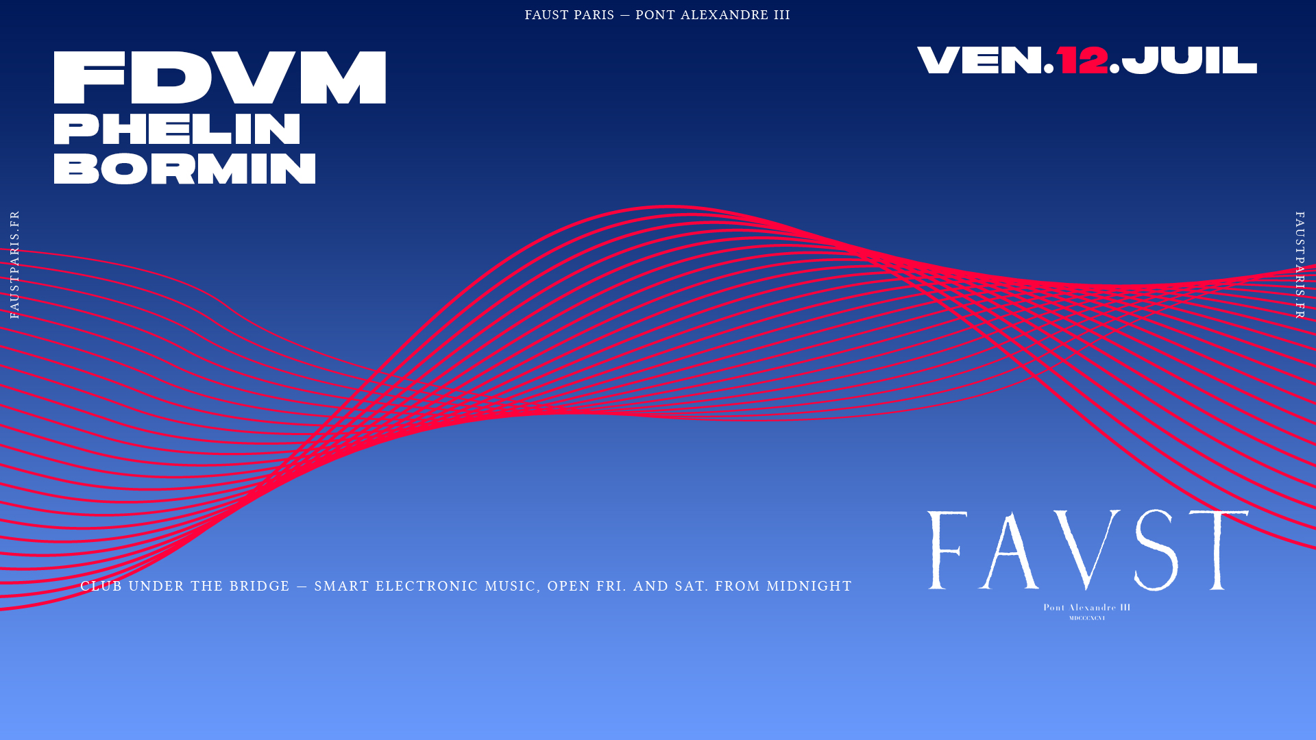 Faust - FDVM