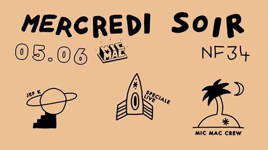 Mercredi Soir : Mic Mac