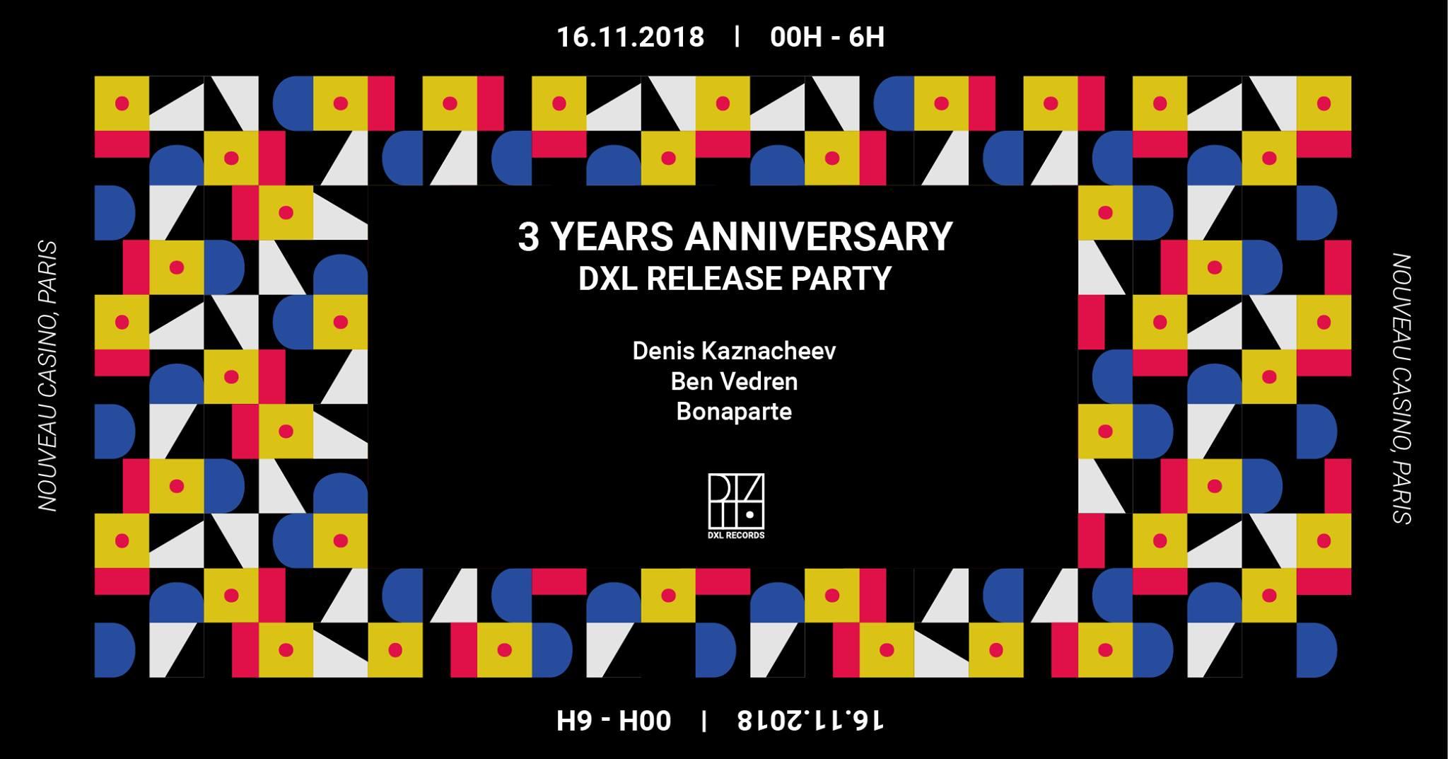 Part 2 : DXL Release Party