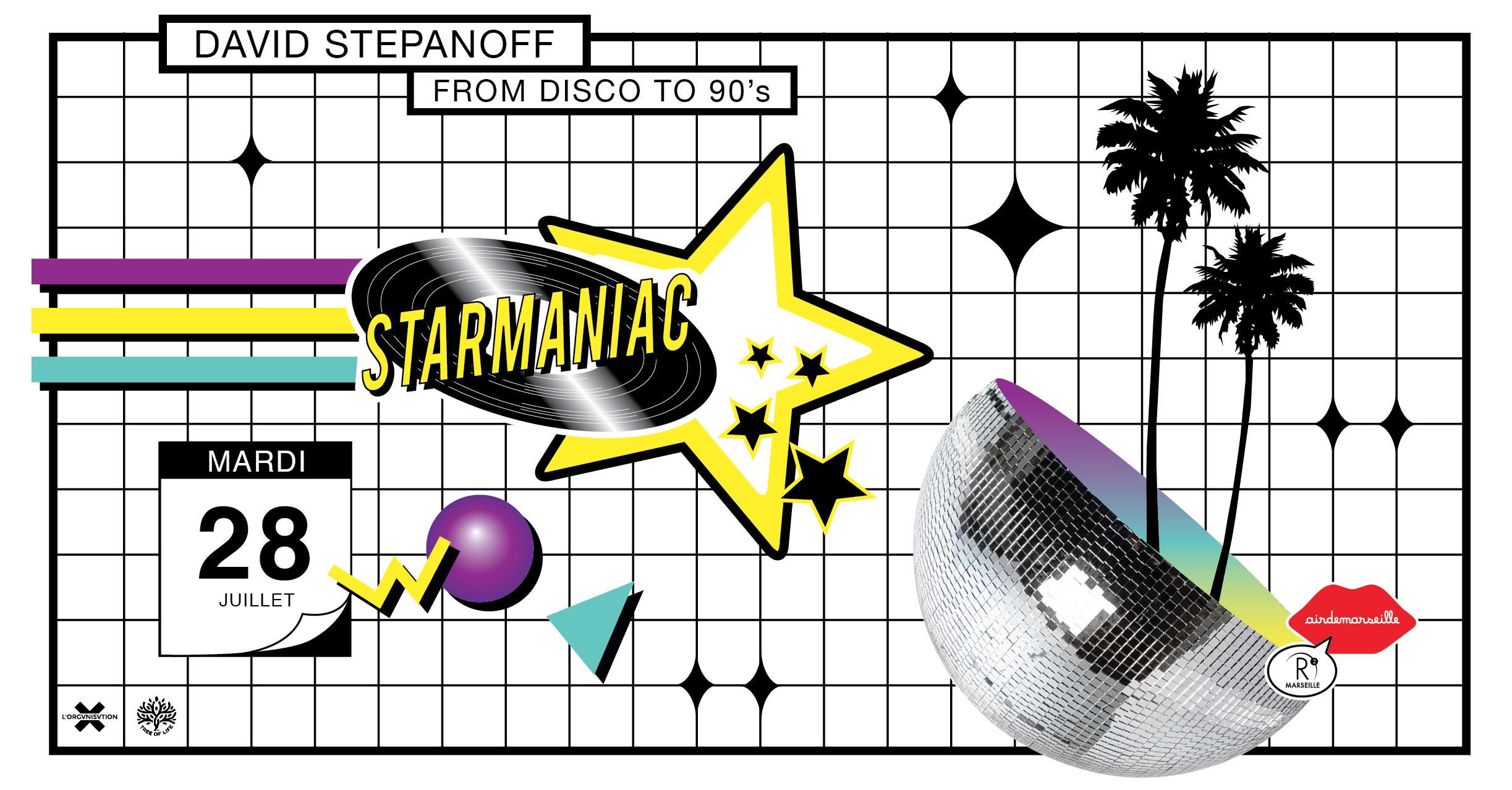 R2 x L'Organisation / StarManiac / 28.07