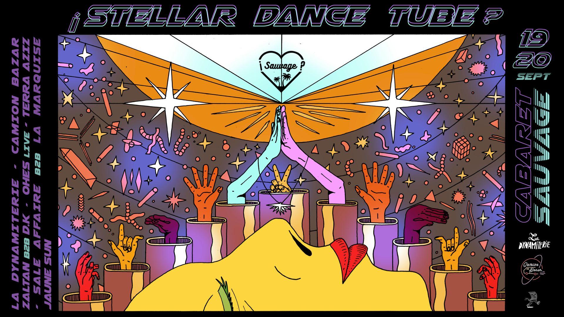 ¡Stellar Dance Tube?