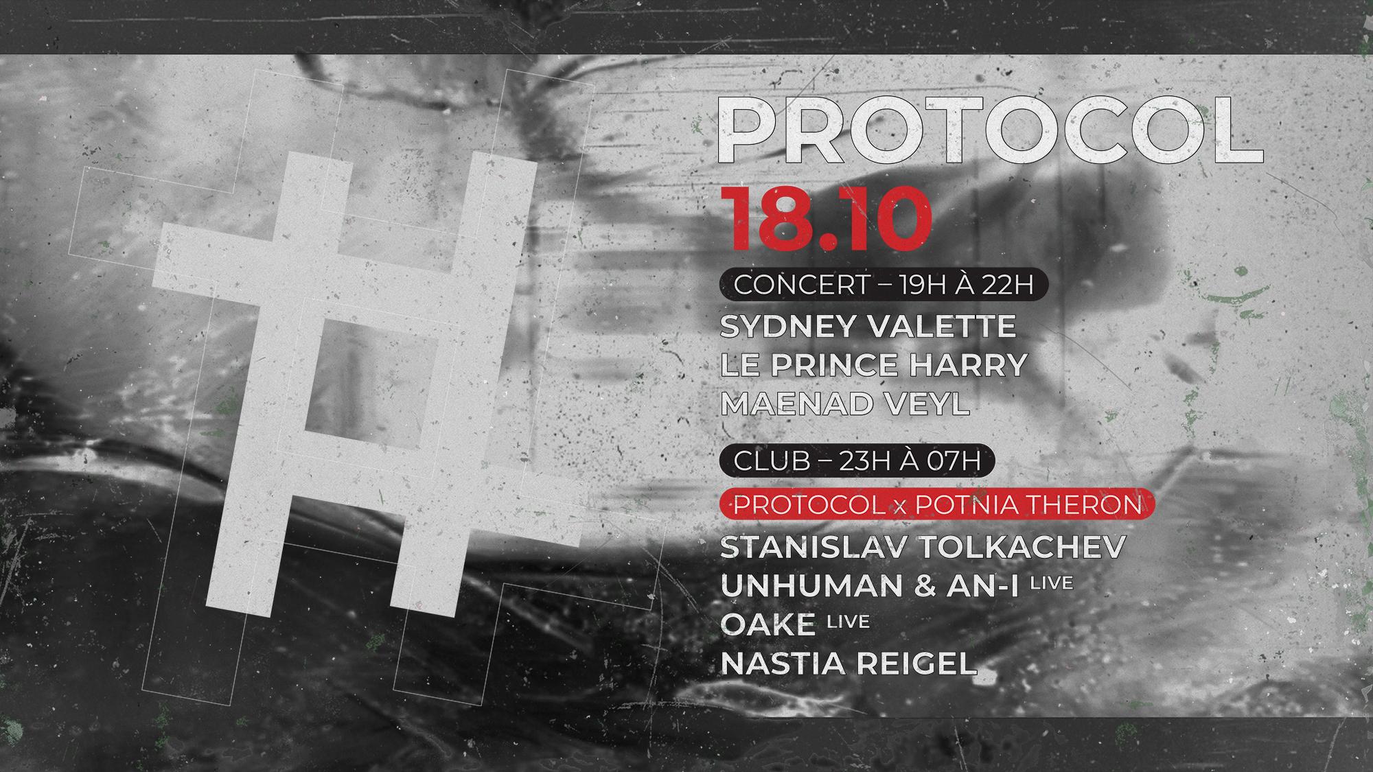 PROTOCOL 18 OCTOBRE