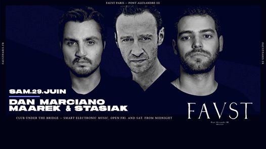 Faust — Dan Marciano + Maarek & Stasiak